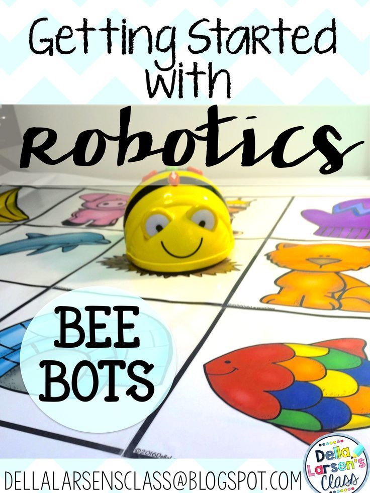 BeeBot ideas to use in a kindergarten and first grade class. Using robotics is the perfect way to engage all your children in learning.