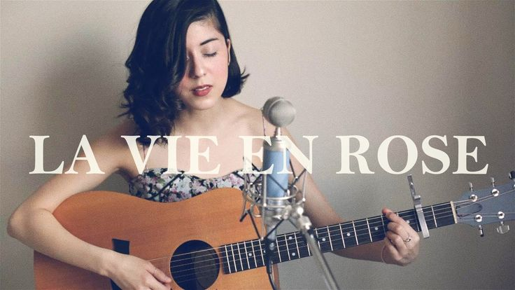 La Vie En Rose - Want this either my wedding video or first dance