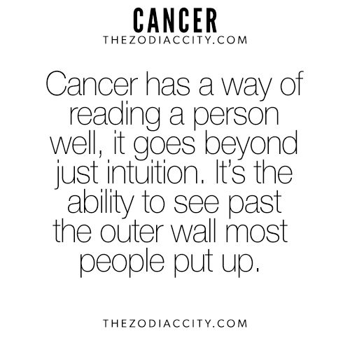 Zodiac Cancer Facts. For more zodiac fun facts, click here.