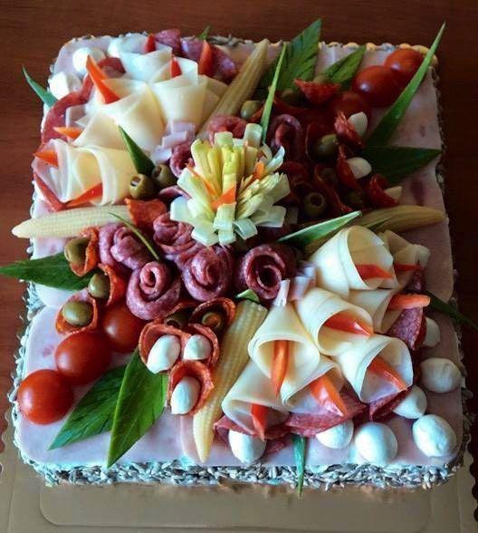 20 najkrajších inšpirácií na slané torty z českých a slovenských domácností, ktorými sa môžeš inšpirovať - Báječná vareška