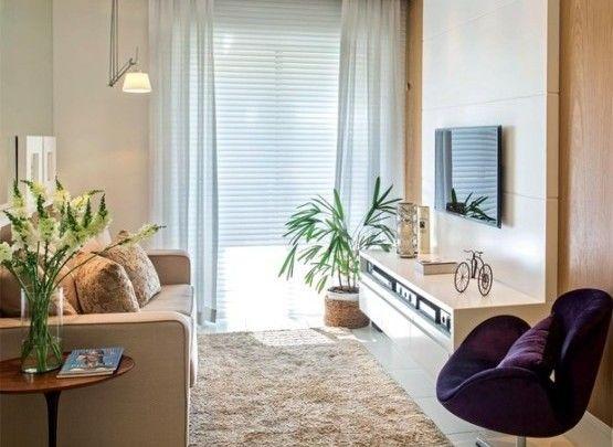 Tudo que você gostaria de saber sobre decoração de sala. Como escolher as cores, os móveis e os elementos da decoração para combinar com você.