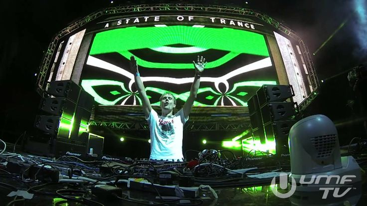 Armin van Buuren live at A State Of Trance 600 Miami (Full HD broadcast ...