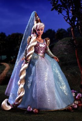 Barbie® Doll as Rapunzel | The Barbie Collection