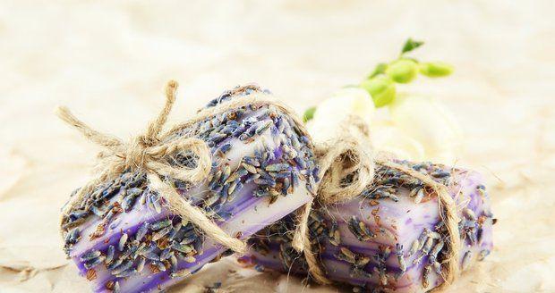 Vlastnoručně vyrobené mýdlo bude vonět přesně tak, jak se vám líbí.