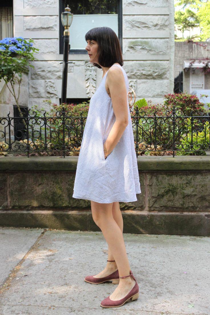 260 best Sew Dresses & Skirts images on Pinterest | Kleid nähen ...