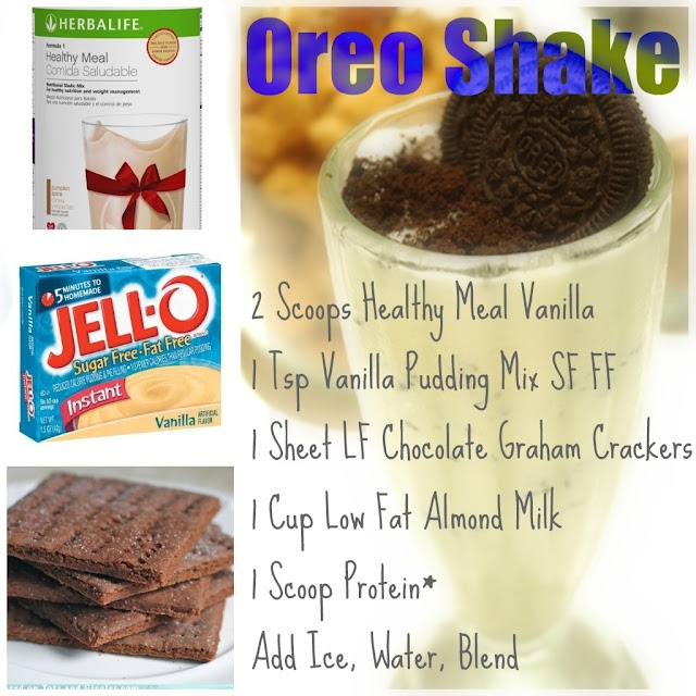 herbalife cookies and cream recipes   Chekwiki.co