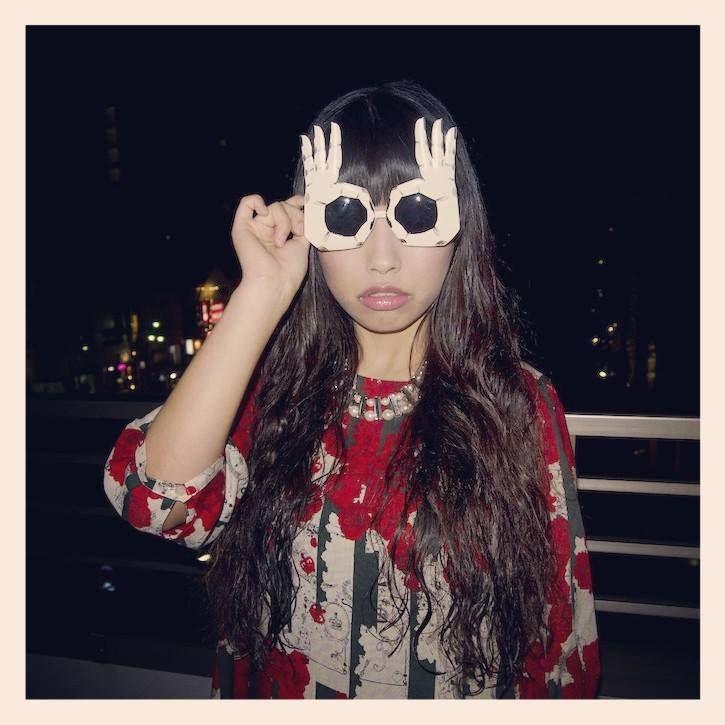 OK Glasses! NYLON.JP