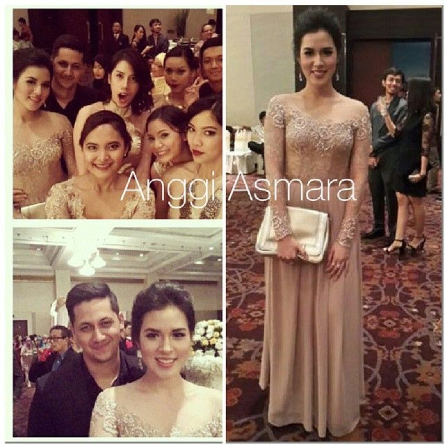 dress by anggiasmara