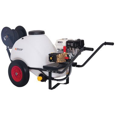 Comet 120 Ltr Wheelbarrow Tank Pressure Washer
