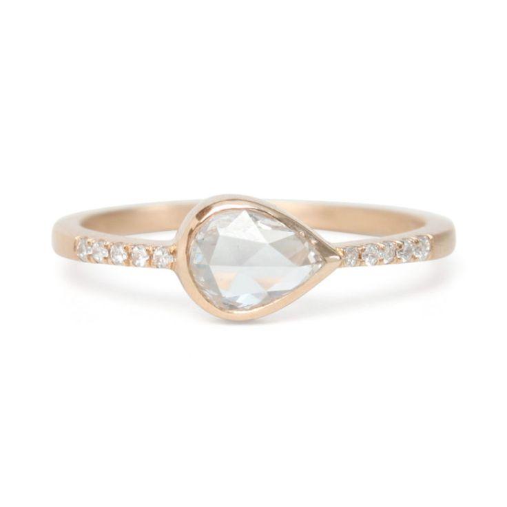 """25 anillos de compromiso para no parar de decir """"sí, quiero"""""""