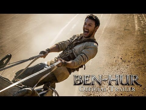 Paramount Pictures Releases First Ben-Hur Trailer | Digital Trends