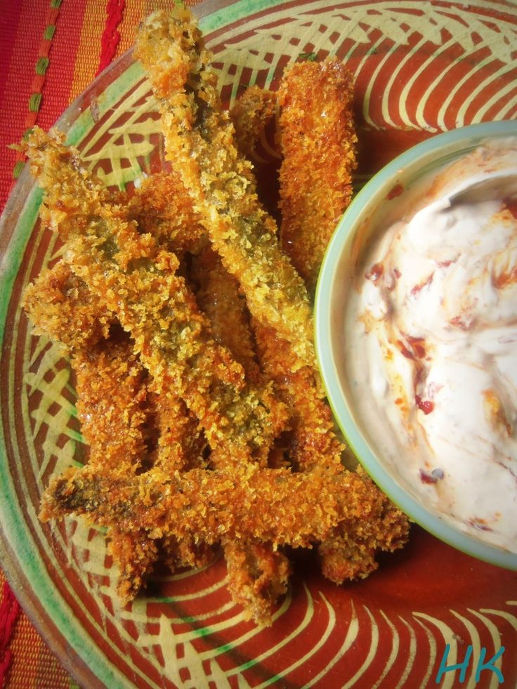 Roasted Green Chile Fries - Hispanic Kitchen August 2014