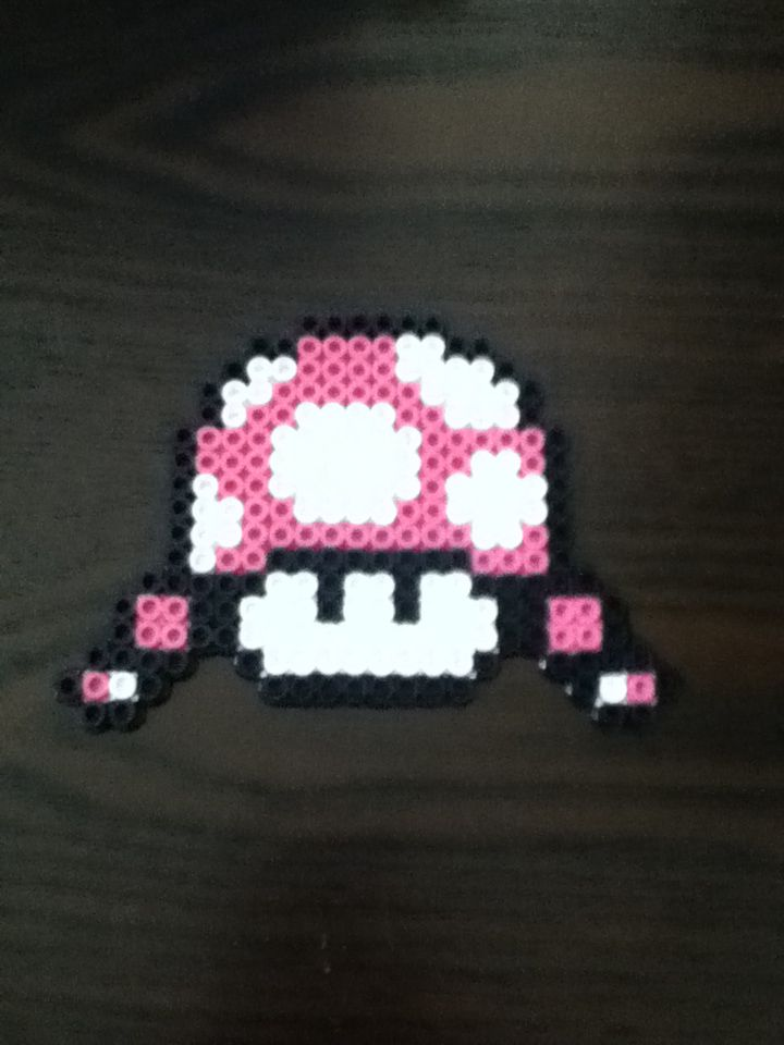 17 Best Images About Toadette On Pinterest Chibi Perler