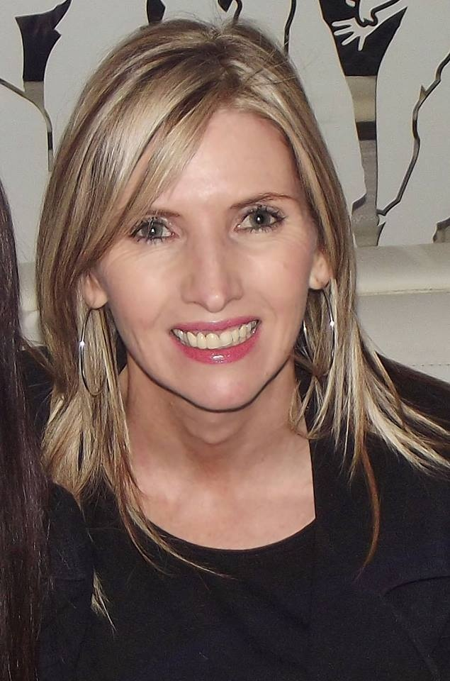Mandy van Tonder, the face behind the ladies wear label, VTON