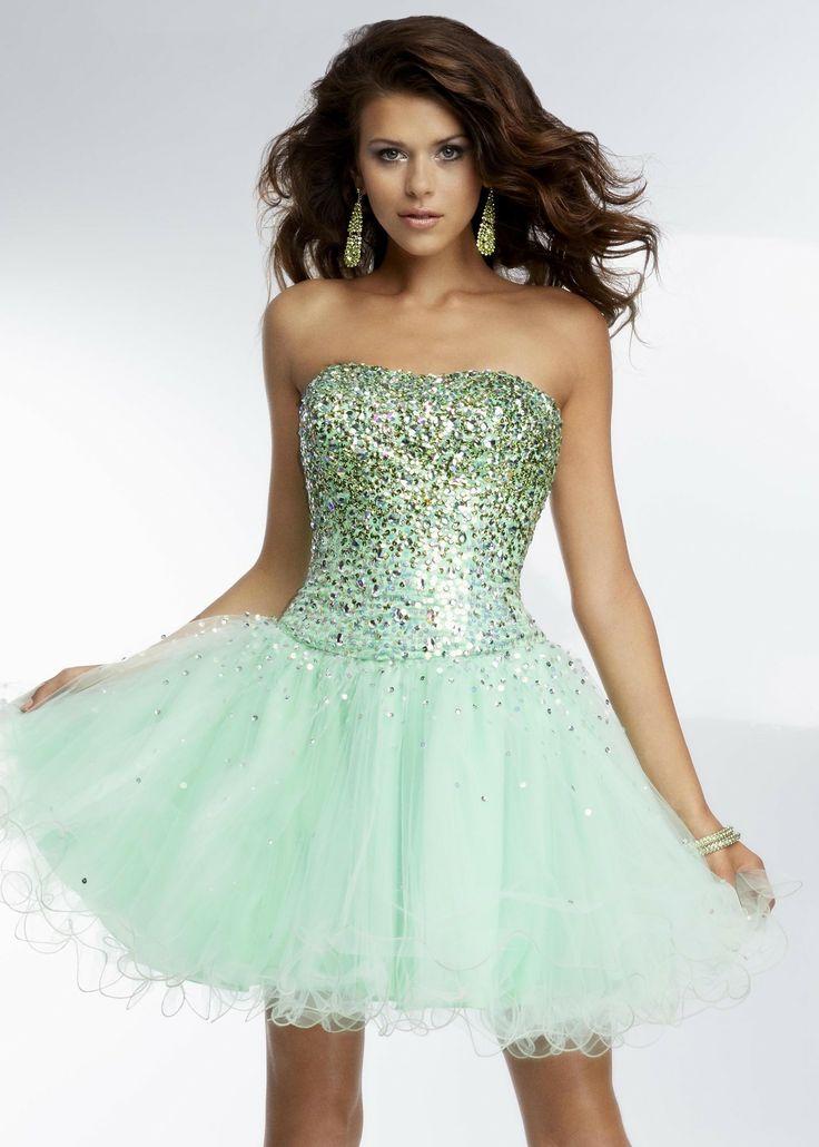 44 best Prom kleid #001 images on Pinterest | Prom dresses, Formal ...