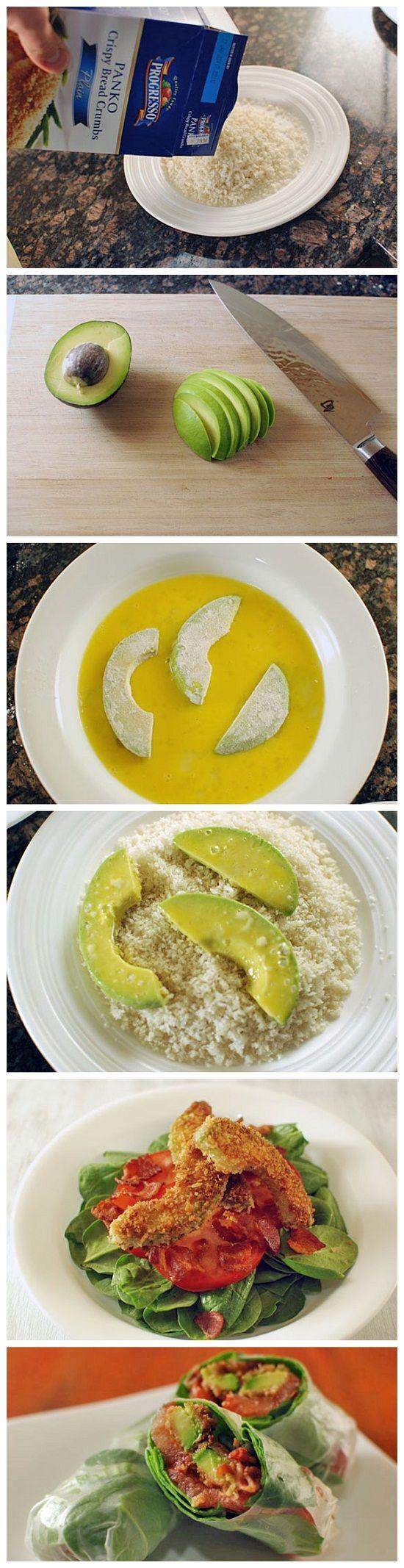 BLT-Avocado Salad