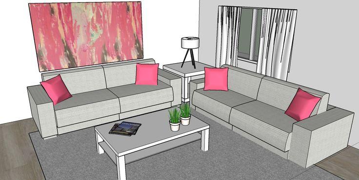 infograf a demeri estudio sketchup 3d interior design