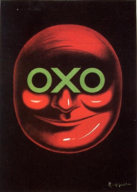 """Leonetto Cappiello, """"Oxo"""", 1911"""