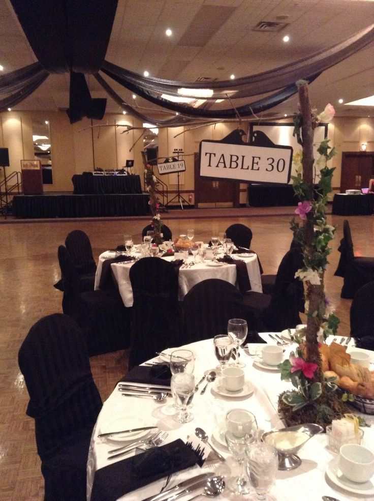 Table numbers - woodsy - rustic - branches