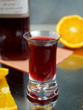 To prawdziwy hit wśród moich tegorocznych nalewek – nalewka wiśniowa z pomarańczowym aromatem.