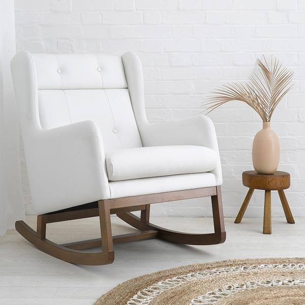 Olli Ella Nursing Chair Classic Design With A Modern Twist The Co Ko Is Ergonomically Design Modern Rocking Chair Nursery Rocker Chair Nursery Rocking Chair