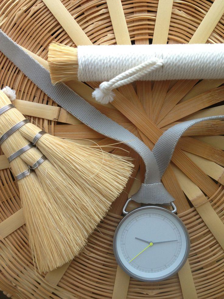 MUW watch, neck version. Design Rikke & Kasper Salto. #watch