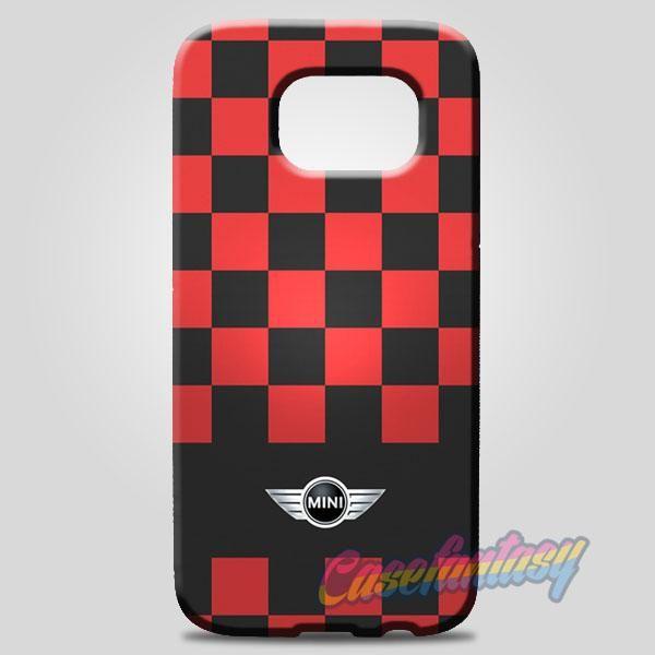 Mini Cooper Black Racing Stripes Samsung Galaxy Note 8 Case Case | casefantasy