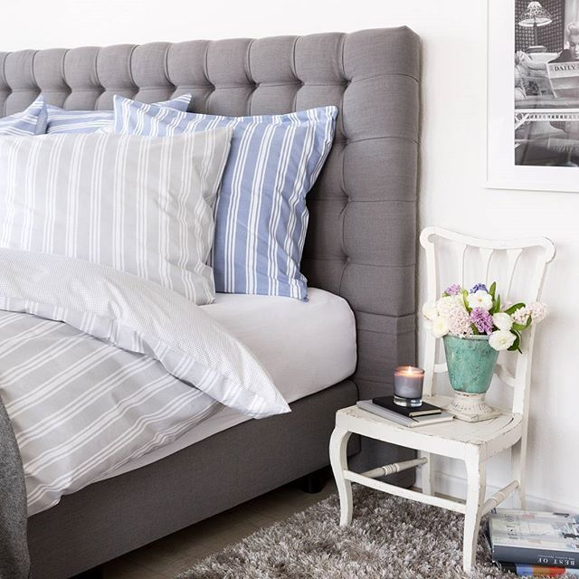 Good night, sleep tight! #bedroom #bedroominspiration #candle #flowers #books #chair #art #bedding #welovewestwing #getinspired #interiorlover