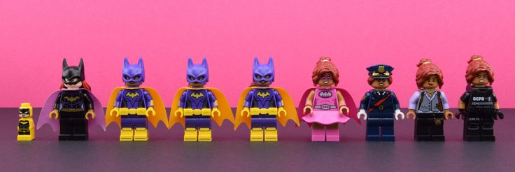 https://flic.kr/p/VDSfpg | Barbara Gordon is Batgirl😍 | Hey guys it's Alex here and today, I got the last Batgirl, one of my favorite favorite geek heroine😘👍 The first Batgirl is a microfig from the gear 50003 : Batman The second minifig is just fantastic, I love the torso and the hairpiece from set number 76013 Batman : The Joker Steam Roller✌️ The three Batgirls from The LEGO Batman Movie are the same except for the head, I just have the Batgirl from the polybag 30612 who is a target…
