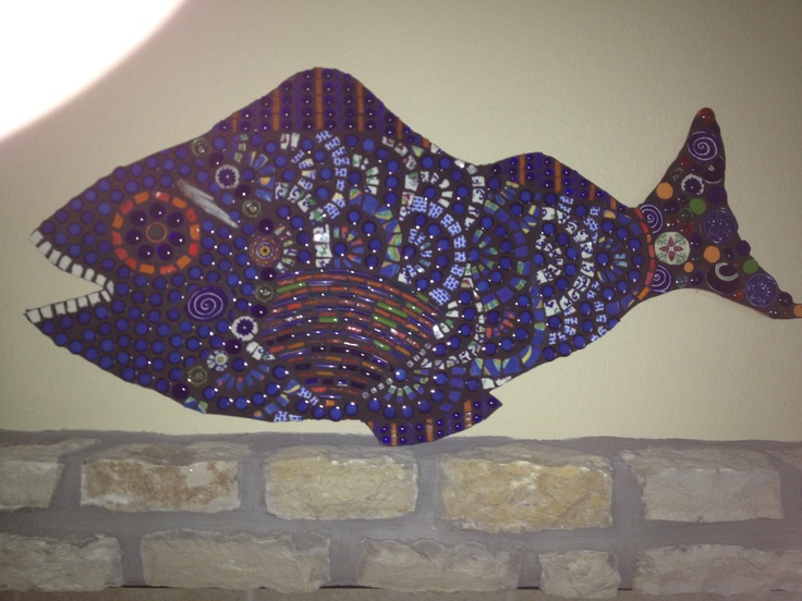 17 best images about fish mosaic on pinterest