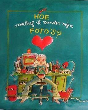 ≥ Hoe overleef ik zonder mijn foto's > Vakantie-fotoalbum Maxi - Schrijfwaren en Papierwaren - Marktplaats.nl