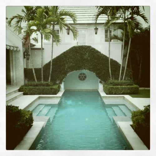 Dreamy Palm Beach pool