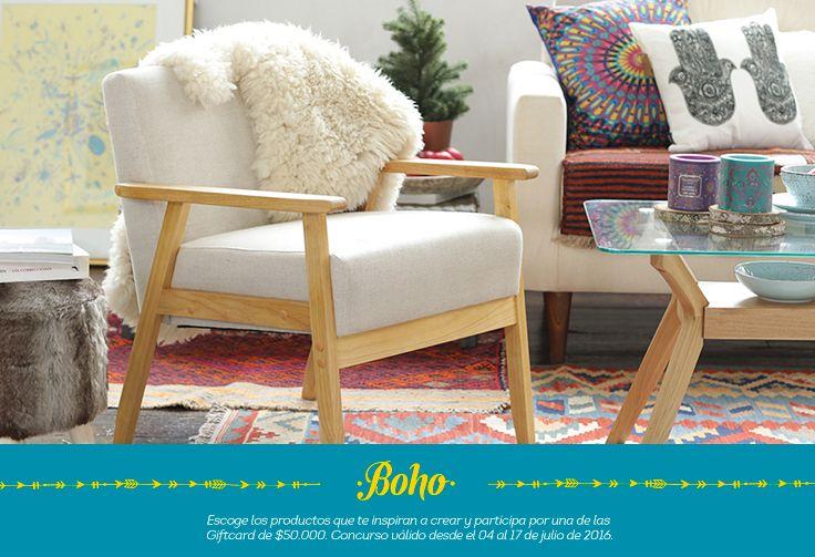 Para complementar el sofá y con la mantita para el invierno