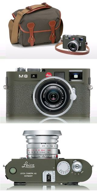 Leica M8 - Safari Edition