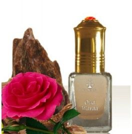 Parfum natural Oud Warda