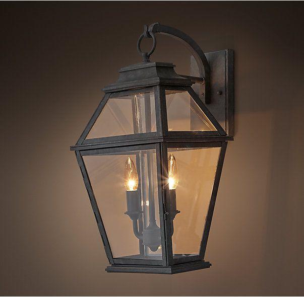 Restoration Hardware Outdoor Lighting Reviews: Best 25+ Outdoor Sconces Ideas On Pinterest