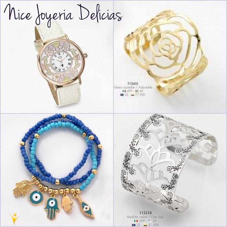 pulseras relojes Venta por catálogo contactame en varambulnice@gmail.com