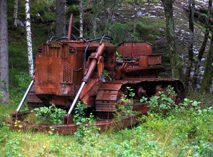 Old Heavy Equipment : Best old school images on pinterest heavy equipment