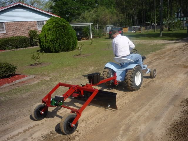 box scraper or chain drag - Page 2 - MyTractorForum.com - The Friendliest…