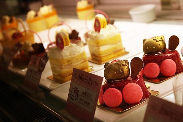 HK desserts at the HK restaurant