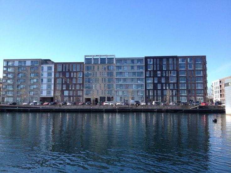 #Sluseholmen #Copenhagen