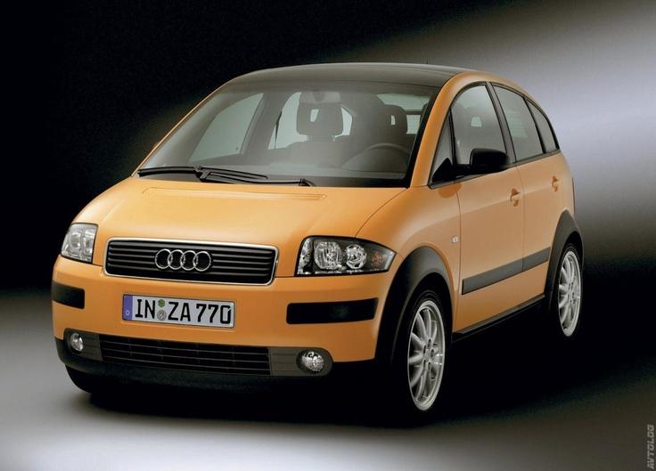 2003 Audi A2
