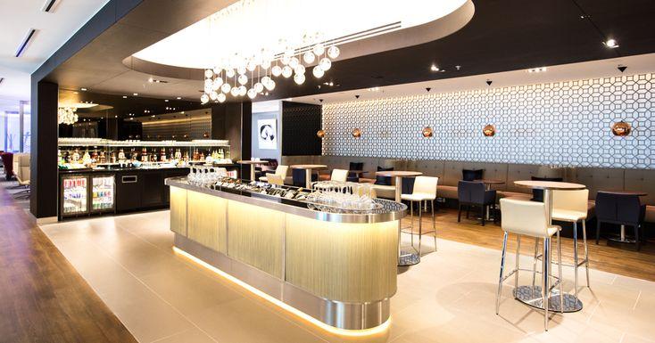 Lounge in aeroporto, per viaggiare con lo stile della Jet Age
