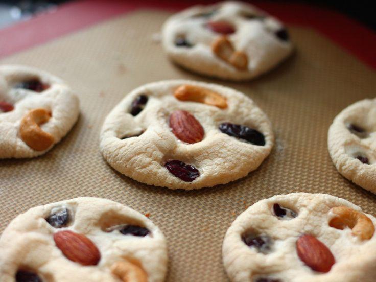 材料2つだけ、究極の簡単マシュマロクッキー [簡単お菓子レシピ] All About