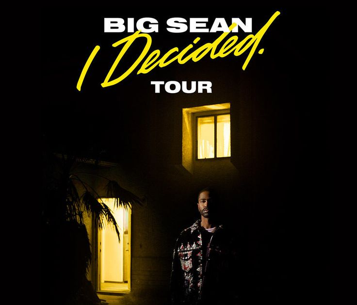 Holidays And Events: 2 Tickets Big Sean 3/26 I Decided Tour @ The Observatory Santa Ana Orange County BUY IT NOW ONLY: $440.5
