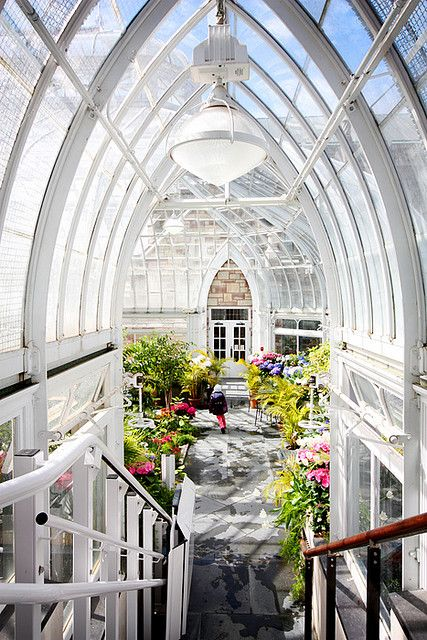 Greenhouse - Very Cool!