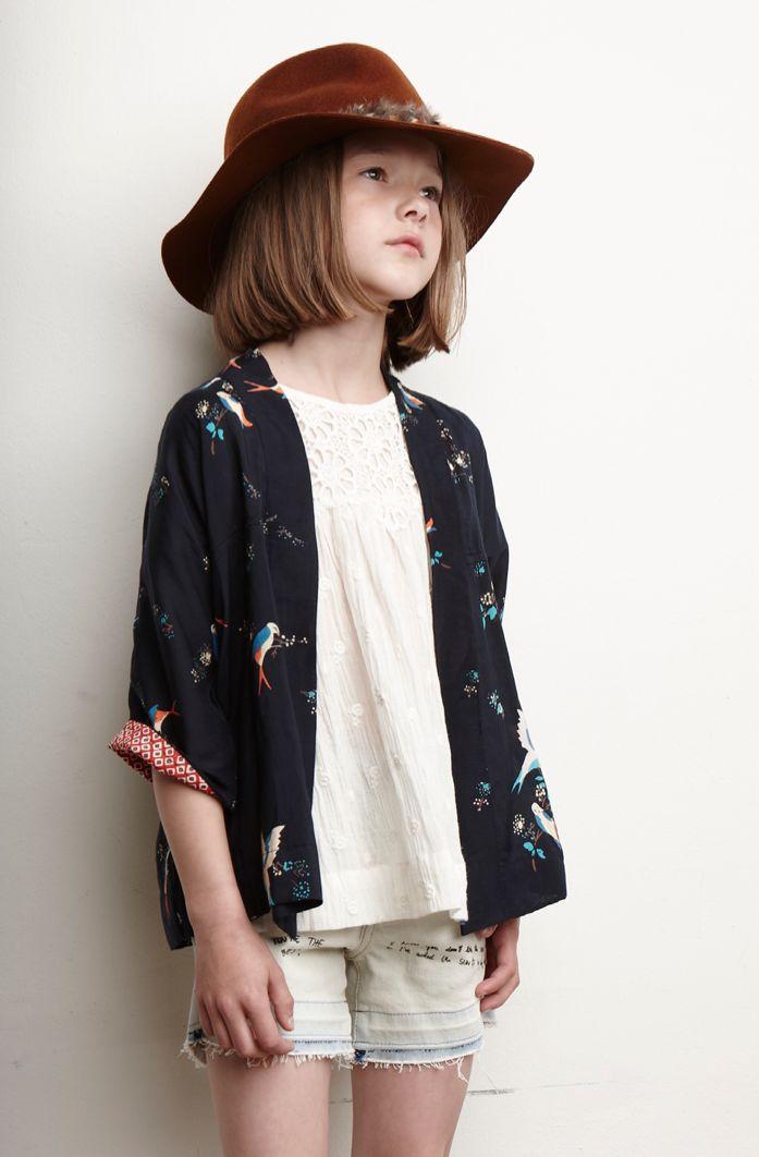 Kids fashion - Bellerose - Spring Summer 2016 Collection