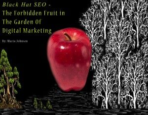 Black Hat SEO -The Forbidden Fruit in The Garden Of Digital Marketing