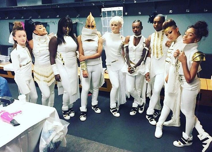 The Dancers Janet S Tribe Unbreakable Tour 2015