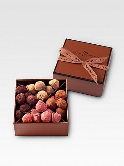 La Maison du Chocolat - Truffle Assortment - Saks.com